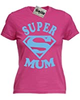 Supermum - Mother's Day Mum's Birthday Christmas Present T-Shirt