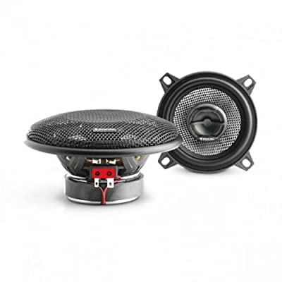 "Focal 100AC Access Series 10cm 4"" inches Coaxial Car Audio Speakers Grilles Included"