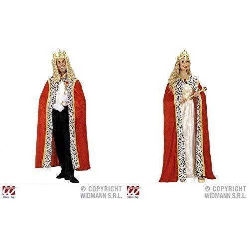 Lively Moments Umhang für die Königin oder den - Fürsten Kostüm Kinder