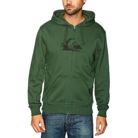 Quiksilver Hood zip - Sudadera para hombre