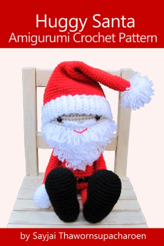 Huggy Amigurumi Crochet Pattern Christmas Ebook