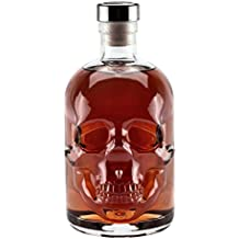 Piraten Rum 15 Jahre Caribbean Ron Solera Reserva in Skull Totenkopf Flasche 0,5L 40%Vol