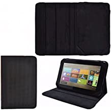 """Sunstech BAG91BK - Funda stand folio universal para tablet de 9"""" (22.86 cm), negro"""