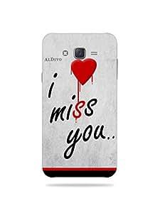 alDivo Premium Quality Printed Mobile Back Cover For Samsung Galaxy J7 / Samsung Galaxy J7 Back Case Cover (MKD316)