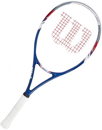 Tennisschläger Wilson US Open Adult 2017