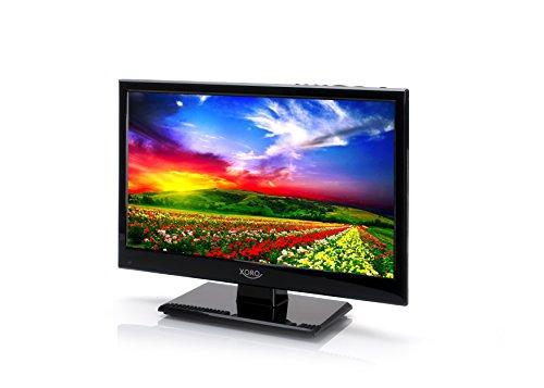 Xoro HTL 1546 40 cm (15 Zoll) LED Fernseher (HD-Ready, Triple Tuner DVB-S2/T2/C, H.265/HEVC-Decoder, Mediaplayer, USB 2.0)