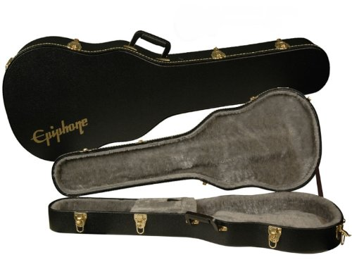 EPIPHONE KAT SERIES HARD CASE   CAJA RIGIDA PARA GUITARRA  COLOR NEGRO
