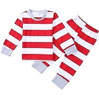 Weihnachten Familie Passenden Pyjama Nachtwäsche Pyjamas Sets Kinder Baby Mama Papa PJ Sets