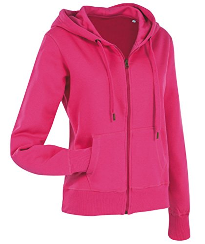 Stedman Damen Women Active Sweatjacket ST5710 Sweet Pink XL