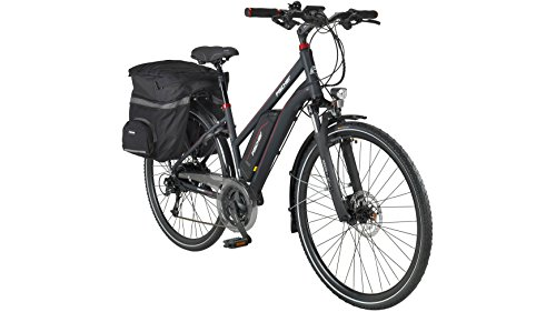 FISCHER FAHRRAEDER E-Bike Trekking Damen ETD1822, 71,12 cm (28 Zoll), 24 Gänge, 557 Wh, Heckmotor 71,12 cm (28 Zoll)