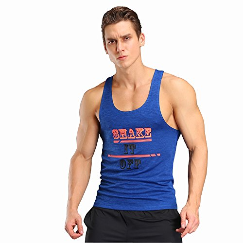 Ynport Crefreak Mens Gym Débardeur Slim Bodybuilding...