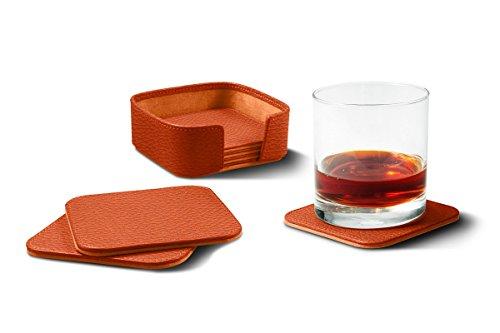 lucrin-pila-di-6-piazza-poggiabicchiere-vacchetta-ruvida-arancione
