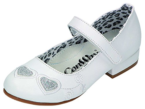 ConWay Chaussures basses enfants avec ballerine Blanc - Blanc
