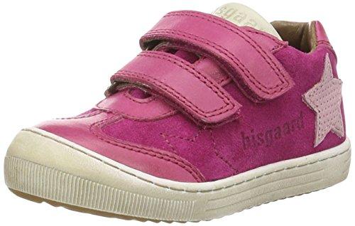 Bisgaard Tex Klettschuhe, Sneakers basses mixte enfant Pink (4003 Pink)