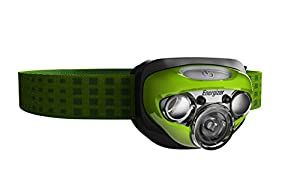 Hands down, the energizer vision headlight lineup offers the most useful range of lightweight and versatile designs. Comfortable, secure and durable, they are the perfect solution for those jobs and activities that demand the use of both hand...