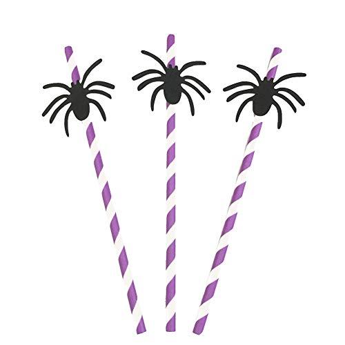 oween Pailles de Papier DéCoration de FêTe Pailles pour Mariage, Tea Party, Shop, Barclub, Supermarché, FêTe, Mariage, CéLéBrations ()