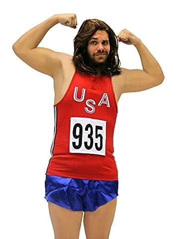 Bruce Caitlyn Jenner Olympian I Am Cait Erwachsener Kostüm (XX-Large)