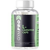 L-Carnitin, 200 Kapseln | Mit 500 mg L-Carnitin Tartrat pro Kapsel. Hochdosiert und Made in Germany