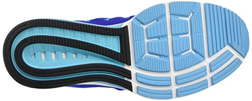 Nike Herren Air Zoom Vomero 11 Trainingsschuhe Schwarz (Concord/Black Gamma Blue Summit WhiteConcord/Black Gamma Blue Summit White)