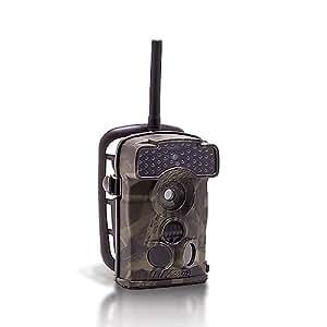 Caméra de chasse alerte HD 720P envoi MMS e-mail IR invisible waterproof