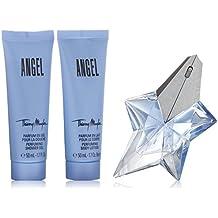 Thierry Mugler Angel Eau de Perfumé Refillable y Loción para el Cuerpo ...