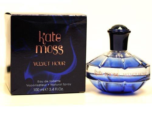 Moss Velvet (Kate Moss für Frauen Samt Stunde Eau de Toilette-100ml)