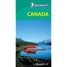 Le Guide Vert Canada Michelin