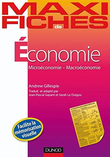 Maxi fiches d'économie