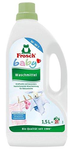 Frosch Baby Waschmittel - 1,5 l