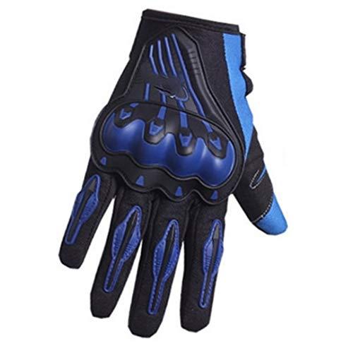 Männer Frauen Vollfingerhandschuhe Touchscreen Vier Jahreszeiten Reiten Motorradfahrer Anti Fallen Off Road Handschuhe 3 M