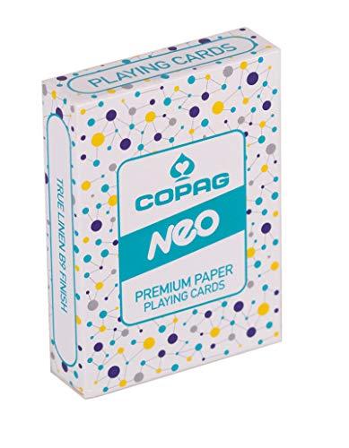 Copag 22501754 NEO Premium Spielkarten - Connect