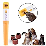Pets Empire Pet Dog Cat Electric Nail Grinder Trimmer Care Clipper Painless Pedicure