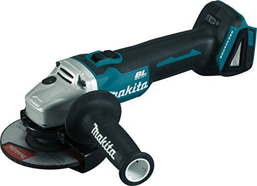Makita Akku-Winkelschleifer (125 mm, 18 V, SystemKIT mit 1 Akku 1,5 Ah, ohne Ladegerät, im MAKPAC) DGA504Y1J
