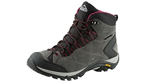 Damen AQUAMAX Trekkingstiefel »Nago« grey dark/grey light