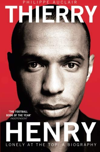 Thierry Henry por Philippe Auclair