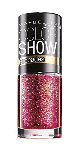 Maybelline New York Color Show Nail Brokat Lack Nr. 224, Rosy Rosetten 7ml
