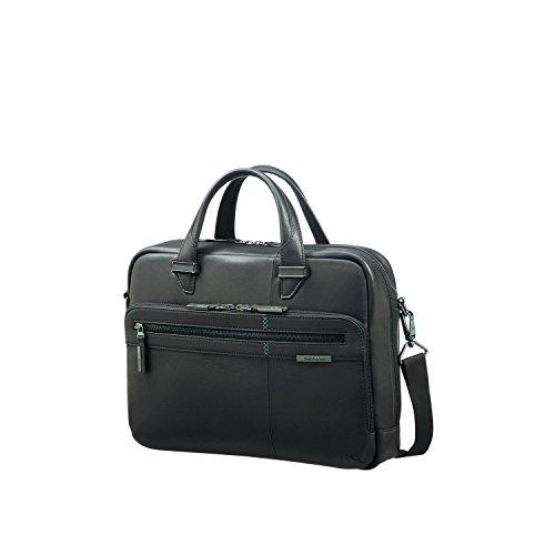 """SAMSONITE Formalite LTH - Laptop Briefcase 14.1"""" Ventiquattrore, 40 cm, 12 liters, Marrone (Dark Brown)"""