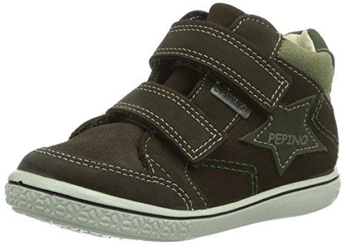 Ricosta Kimo, Sneaker a Collo Alto Bambino Marrone (Braun (cafe 287))