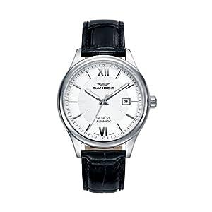 Reloj Suizo Sandoz Caballero 81373-83 Elegant Collection Automático