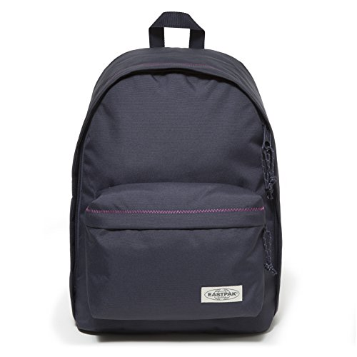 Eastpak OUT OF OFFICE Sac à dos loisir, 44 cm, 27 liters, Bleu (Navy Stitched)