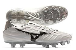 Mizuno Men's Rebula V2 Running Shoes, Multicolor (Whiteblacksilver 09), 8.5 Uk