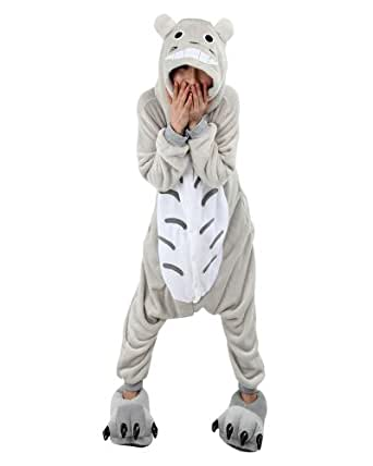 Molly Kigurumi Pyjama Adulte Anime Cosplay Halloween Costume Tenue