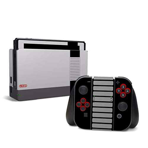 Retro-Aufkleber, kompatibel mit Nintendo Switch (Legend Of Zelda 3ds-aufkleber)