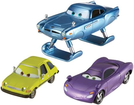 Cars 2 - - - V6750 - Radio ComFemmede Véhicule Miniature - AC Hydrofoil Finn McMissile/Holley Shiftwel | Outlet Store  46ad73