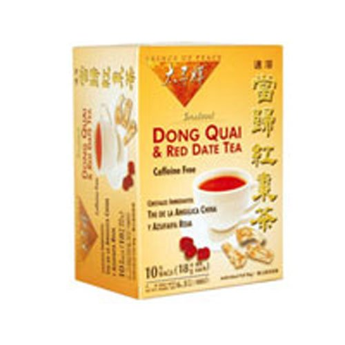 Prince of Peace - Dong Quai & Red Date Tea 10 bags by Prince Of Peace