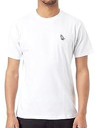 Santa Cruz White Ghost Lady Tonal Print T-Shirt