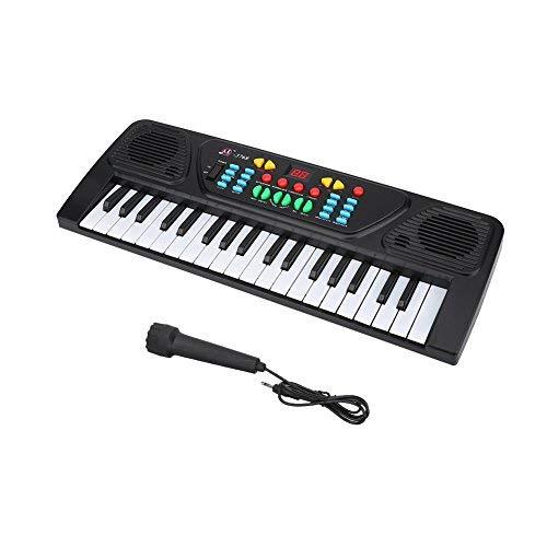 37 Tasten Klavier, Elektronische Keyboard Klavier Musikalische Spielzeug für Kinder