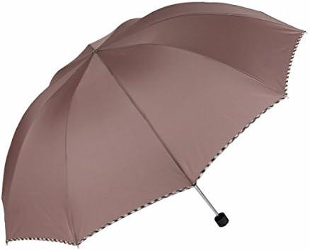 SFSYDDY-Double Folding Double Double Double Umbrella Three Coloree Umbrella Business Umbrella B.   Autentico    Nuovo design  81d4cb