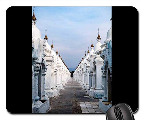 Mauspads - Reise-Architektur-Religions-Himmel-Tempel Myanmar