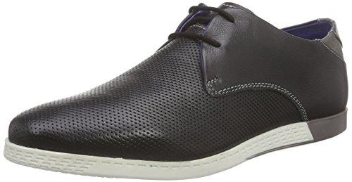 Bugatti K20031, Sneakers Basses homme Noir (schwarz 100)